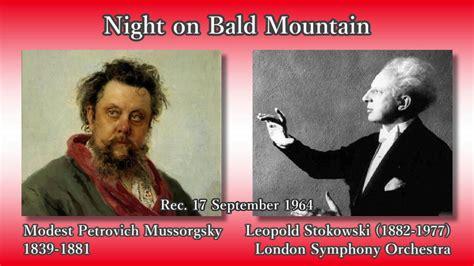 Mussorgsky: Night on Bald Mountain, Stokowski & LSO  1964 ...