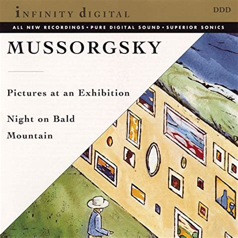Mussorgsky: Pictures at an Exhibition; Night on Bald ...