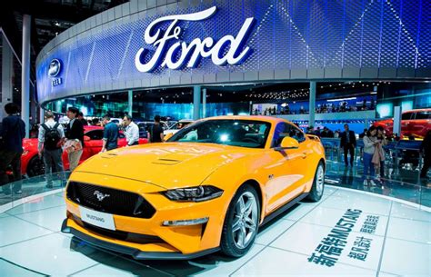 Mustang, the  soul  of Ford Motor Co., under threat in ...