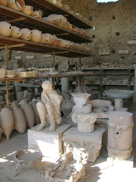 Mute the silence: Let s see, what happened in Pompeii and ...