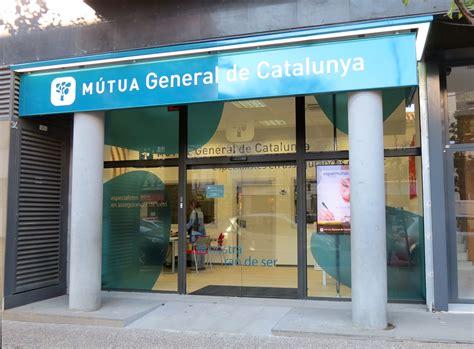 Mutua General de Catalunya comparte su sede en Granollers ...
