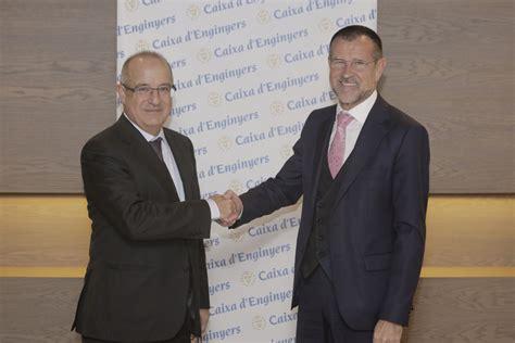 Mútua General de Catalunya y Caja de Ingenieros firman un ...