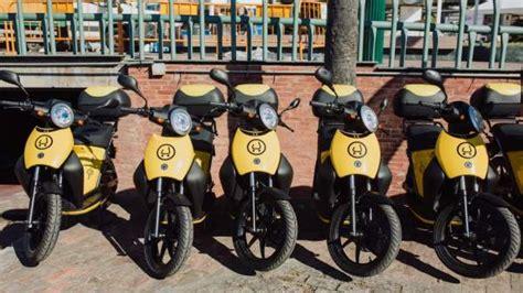 Muving incrementa su flota de motos en Málaga, donde ...