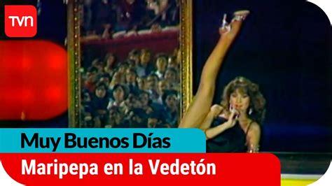 Muy buenos días | La inolvidable Vedetón de Maripepa Nieto ...