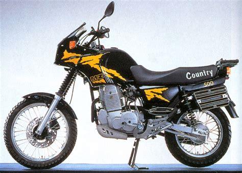 MUZ 500 R Fun 1992. Datos técnicos. Poder. Par. El consumo ...
