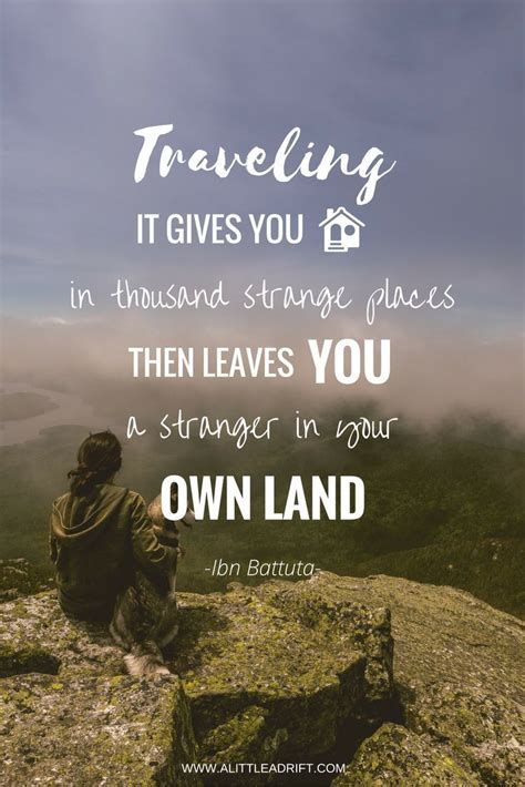 My Favorite Inspirational Travel Quotes   Travel the world ...