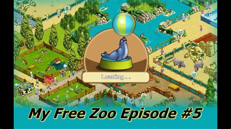 My Free Zoo Episode 5 Making Changes   YouTube