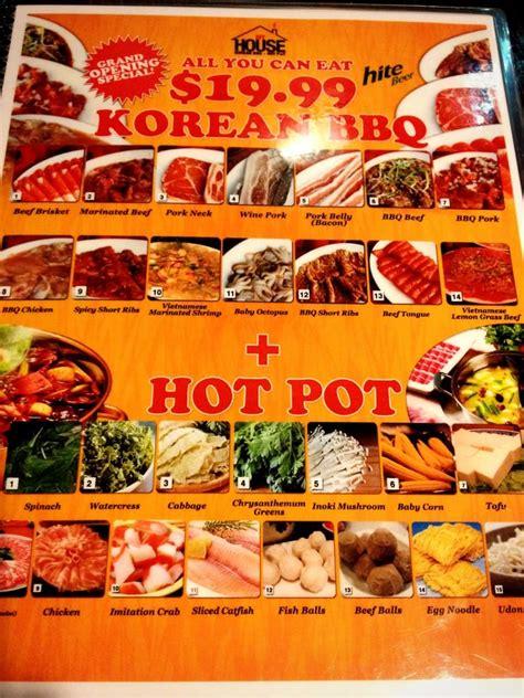 My House Korean BBQ + Hot Pot   CLOSED   76 Photos & 103 ...