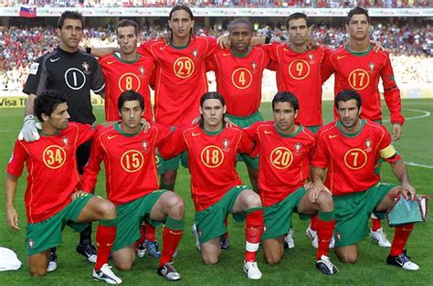My Life Craze My Sports Collection: Portugal Football Team