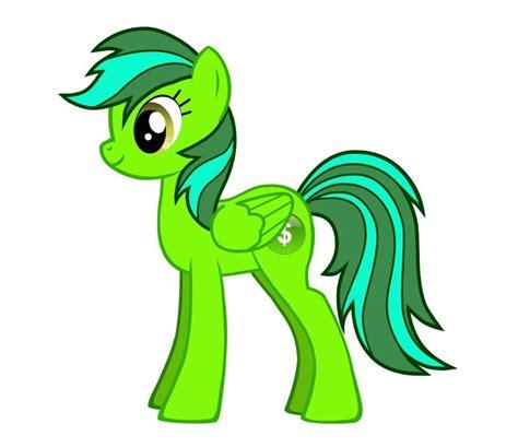 My Little Pony Creator   Cash Money original design by ...