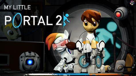 My Little Portal 2 by DANJ16 on DeviantArt