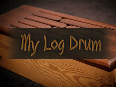 My Log Drum | FluffyAudio