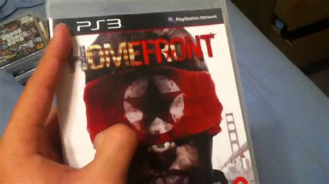 My Ps3 game collection part 2   YouTube