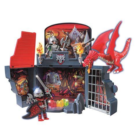 My Secret Dragon s Lair Play Box   Playmobil   Toys  R  Us ...