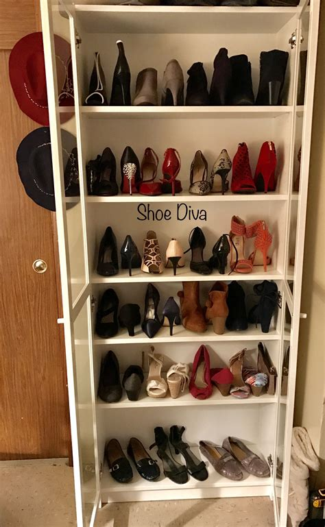 My Shoes   IKEA Billy   Ikea billy, Shoe rack, Shoes
