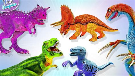MY TOP 10 FAVOURITE DINOSAURS Learn Dinosaur Names for ...
