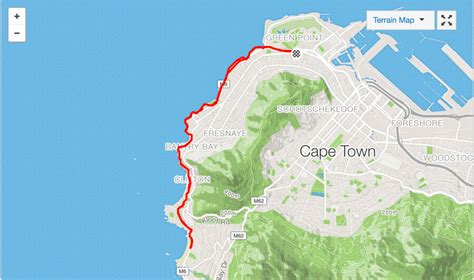 My Top Running Routes in Cape Town | Dan Carter