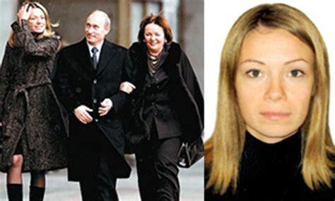 Mystery of Vladimir Putin s daughter Maria deepens after ...