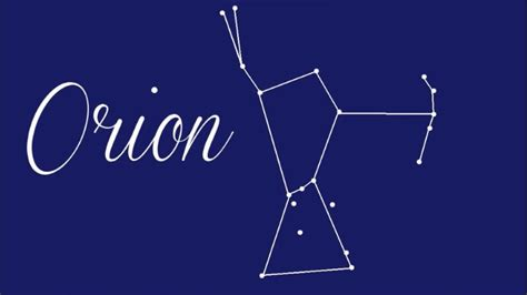 Myth of Orion: Constellation Quest   Astronomy for Kids ...