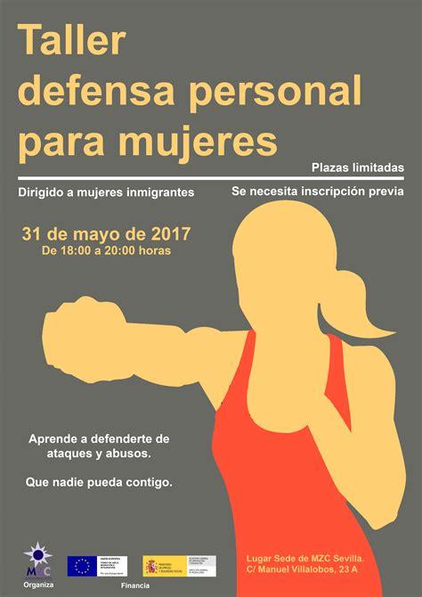 MZC SEVILLA «Taller de defensa personal» – Acción Social