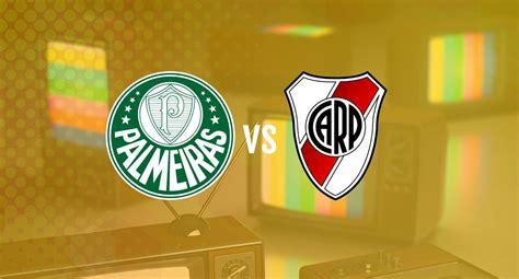 NA TV! Palmeiras x River Plate: Conmebol confirma onde a ...