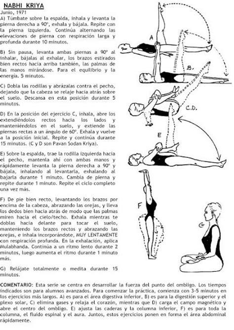 Nabhi Kriya | Yoga, Estiramientos y Respiracion