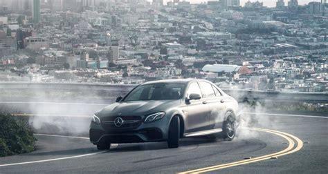 Nabil Fekir fait le fou dans une Mercedes AMG E 63 S