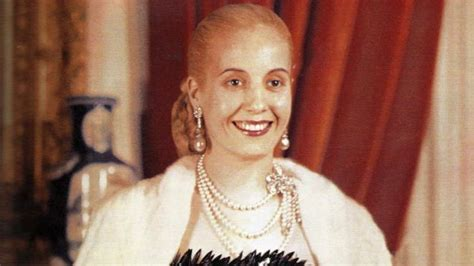 Nace Eva Perón, la lideresa de Argentina