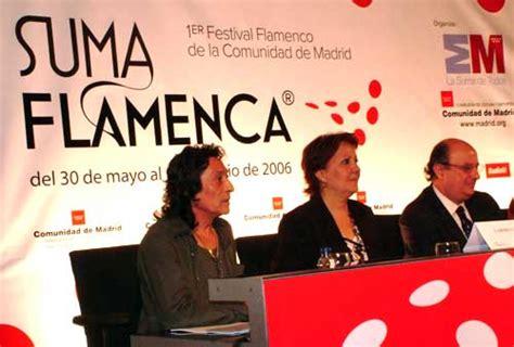 Nace  Suma Flamenca , primer festival de la Comunidad de ...