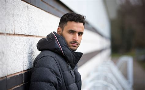 Nacer Chadli:  I came to West Brom because I love the game ...