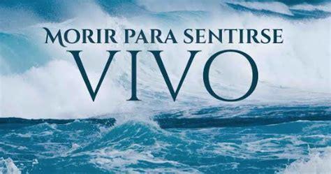 Nacho Blasco publica la novela  Morir para sentirse vivo