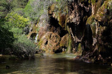 Nacimiento del Río Cuervo  Cuenca  España  con imágenes ...