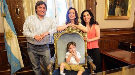 Nació la tercera nieta de Cristina Fernández de Kirchner ...