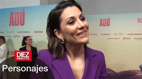Nagore Robles de Sandra Barneda:  Es una mujer muy ...