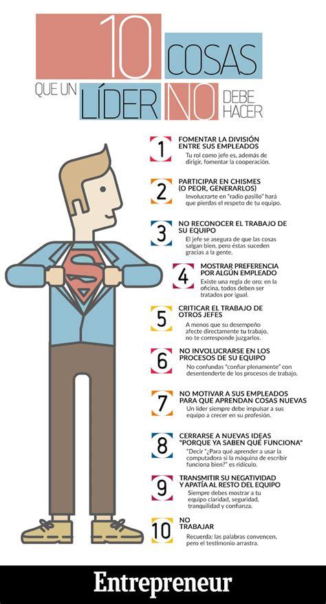Nahun Frett: 10 Cosas que un líder no debe hacer