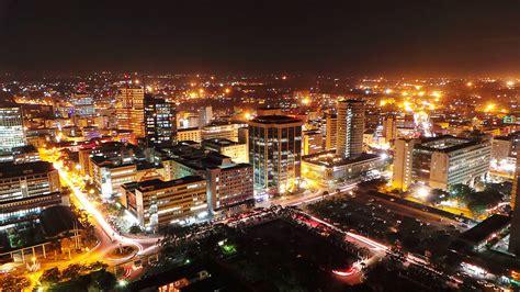 Nairobi  Capital of Kenya  Tourist Attractions, Safaris ...