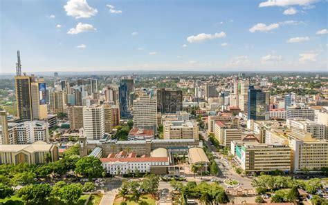 Nairobi city, Kenya editorial photography. Image of kenyan ...