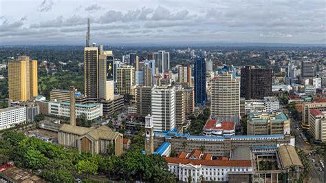 Nairobi City   Kenya   YouTube