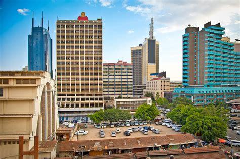 Nairobi: Skyline under construction   JLL Africa Blog