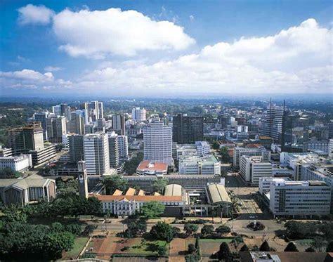 Nairobi,Capital de Kenia. Un destino diferente.