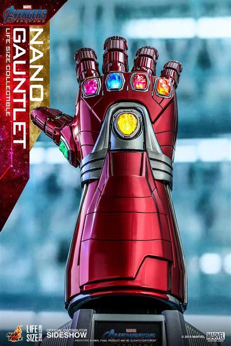 Nano Guantelete Iron Man  LMS7  – ViipToys.com