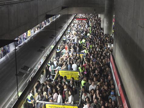 Não há espaço para mais trens, admite Metrô de São Paulo ...