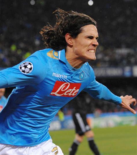 Naples : Edinson Cavani,  Je ne suis pas comme Messi, je ...