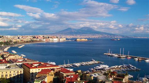 NAPLES ITALY city cities building buildings italian Napoli ...
