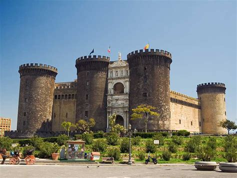 Naples, the Historic Center   UNESCO World Heritage Sites ...