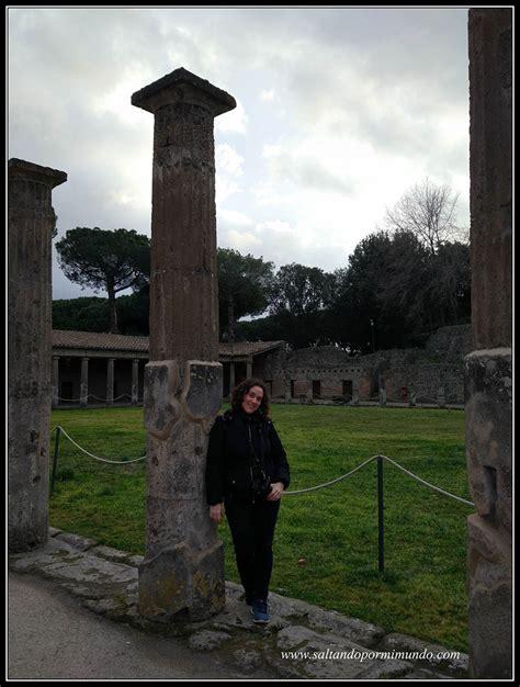 Nápoles, Pompeya y Herculano. Día 2. Herculano y Pompeya ...