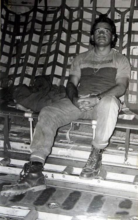 Narco colombiano Carlos Lehder 25 años despues