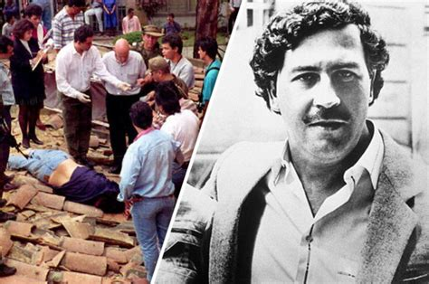 Narcos  Pablo Escobar  worked for CIA  to peddle narcotics ...