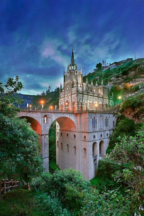 Narino, Colombia | Cathedral, Lajas, Wonders of the world