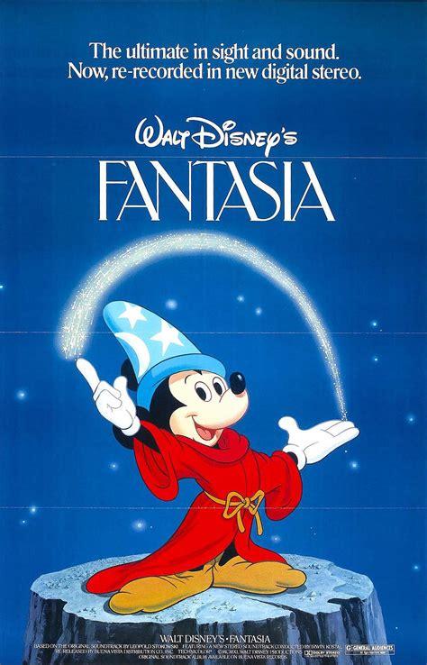 Narrative: Adaptation and Transcription: Fantasia  1940 ...